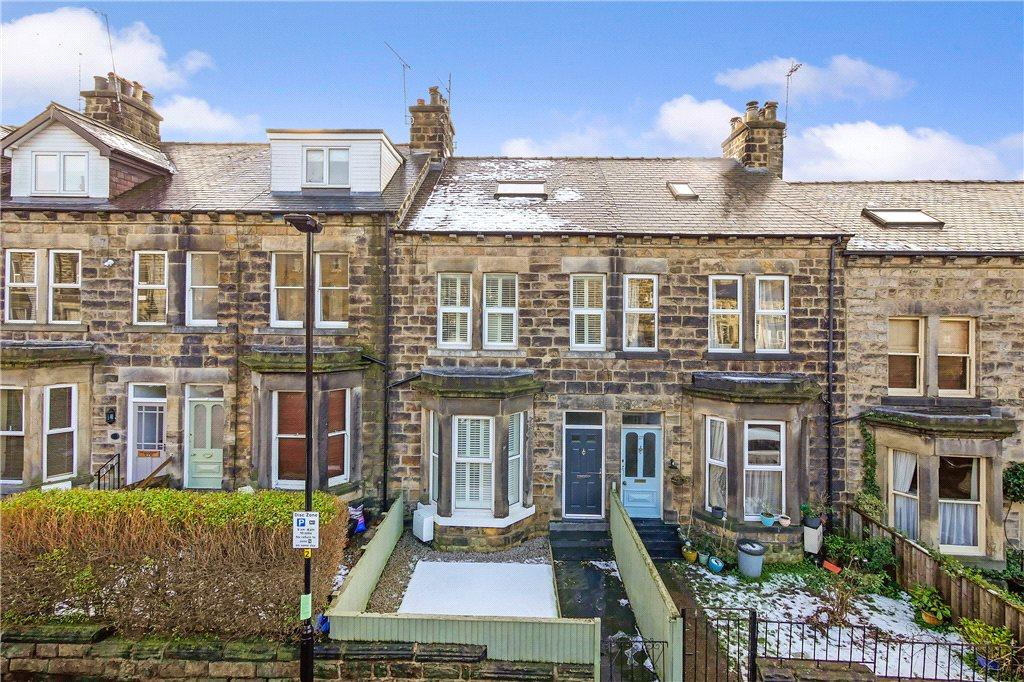 3 Bedrooms Terraced House for sale in Granville Road, Harrogate, North Yorkshire