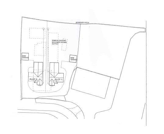 Plot Commercial for sale in Steeple Road, Latchingdon, Chelmsford