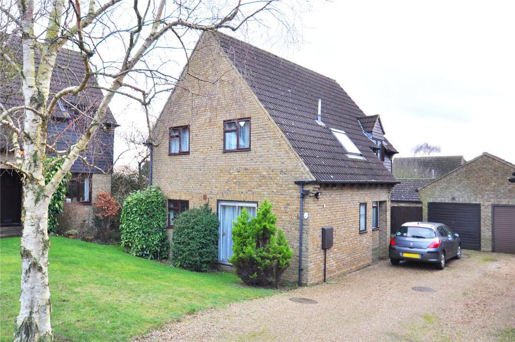 4 Bedrooms Detached House for sale in Old Orchard, Park Street, St. Albans, Hertfordshire