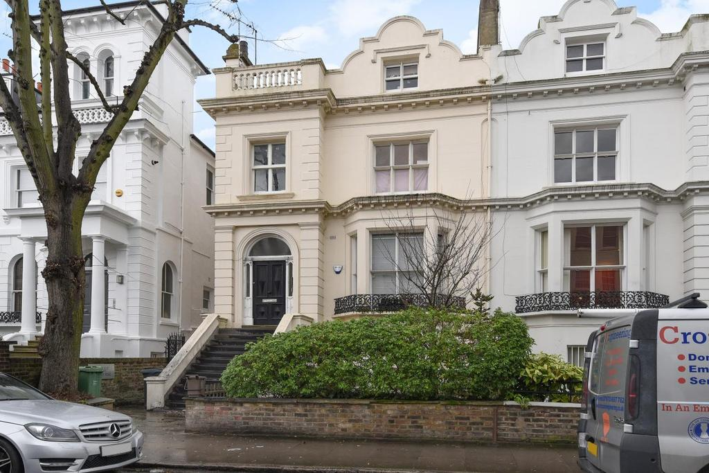2 Bedrooms Flat for sale in Priory Road, South Hampstead