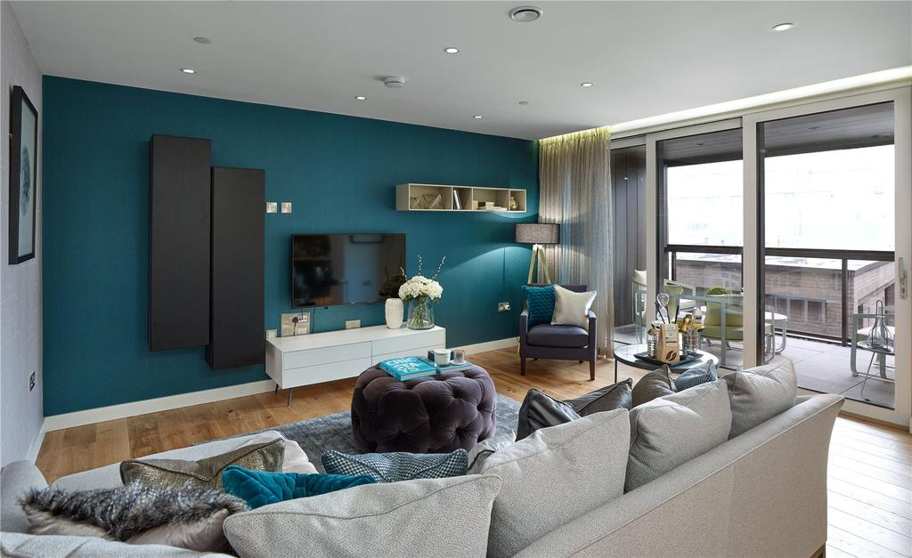 2 Bedrooms Flat for sale in Monck Street, London, SW1P