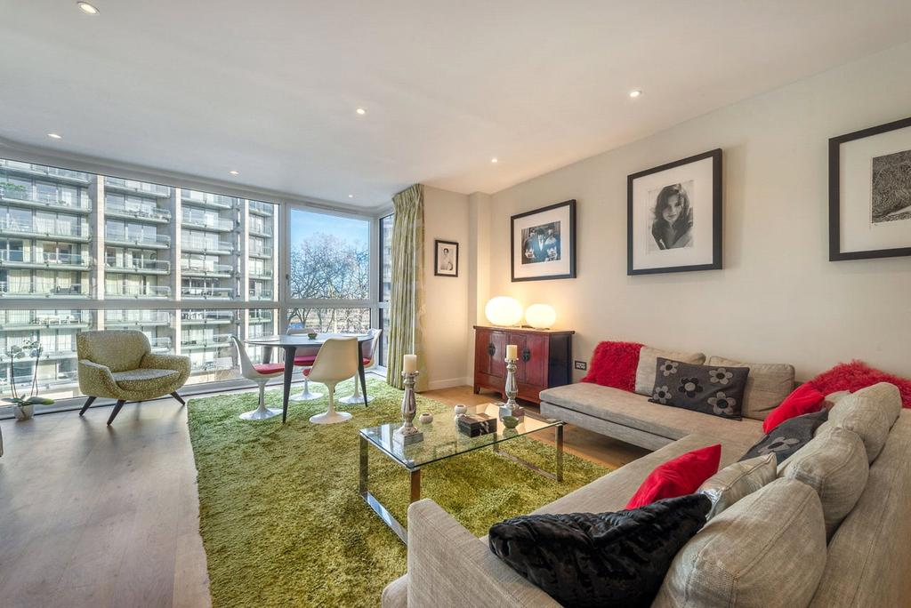 3 Bedrooms Flat for sale in Gatliff Road, Westminster, London, SW1W