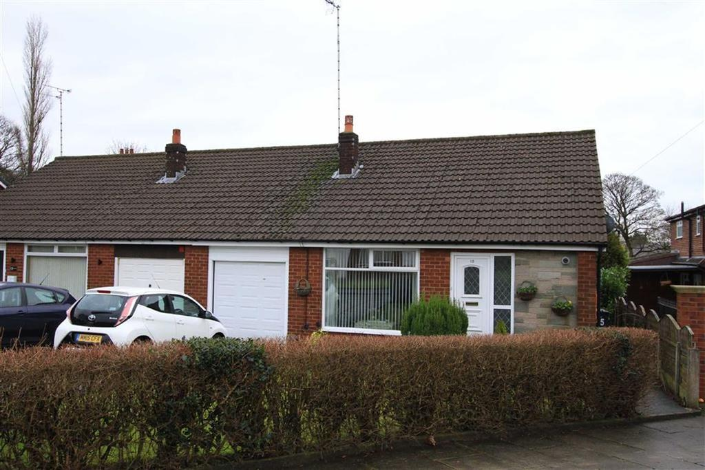 2 Bedrooms Semi Detached Bungalow for sale in 15, Links View, Half Acre, Rochdale, OL11