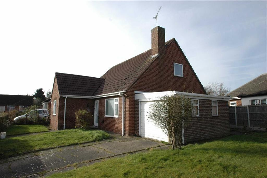 2 Bedrooms Detached Bungalow for sale in Venables Road, Blacon, Chester