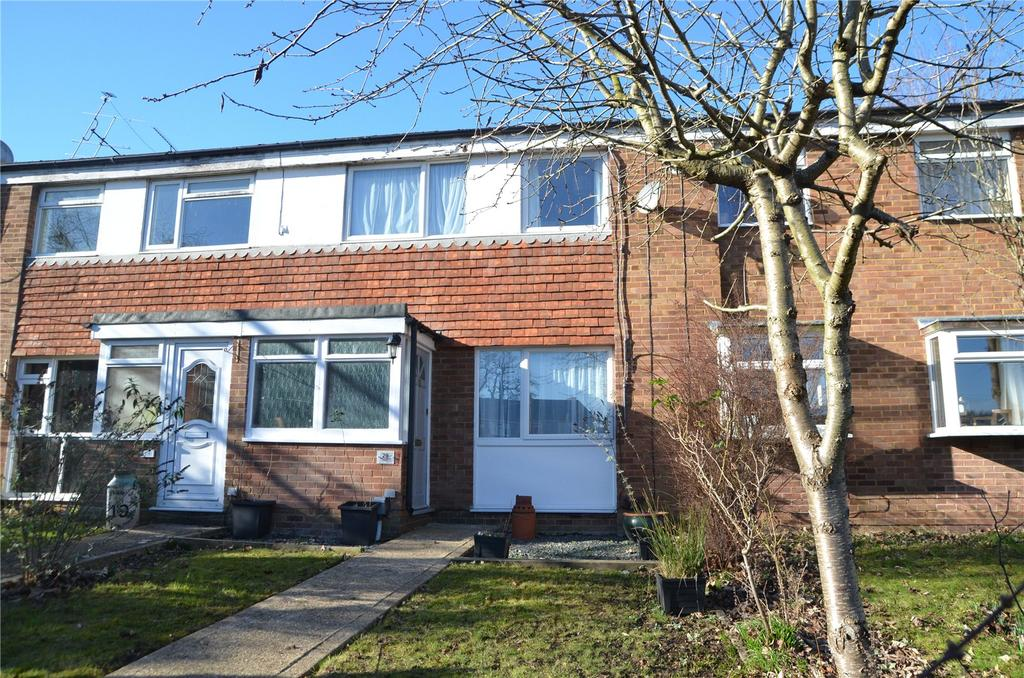 3 Bedrooms Terraced House for sale in Waterside Drive, Purley on Thames, Reading, Berkshire, RG8