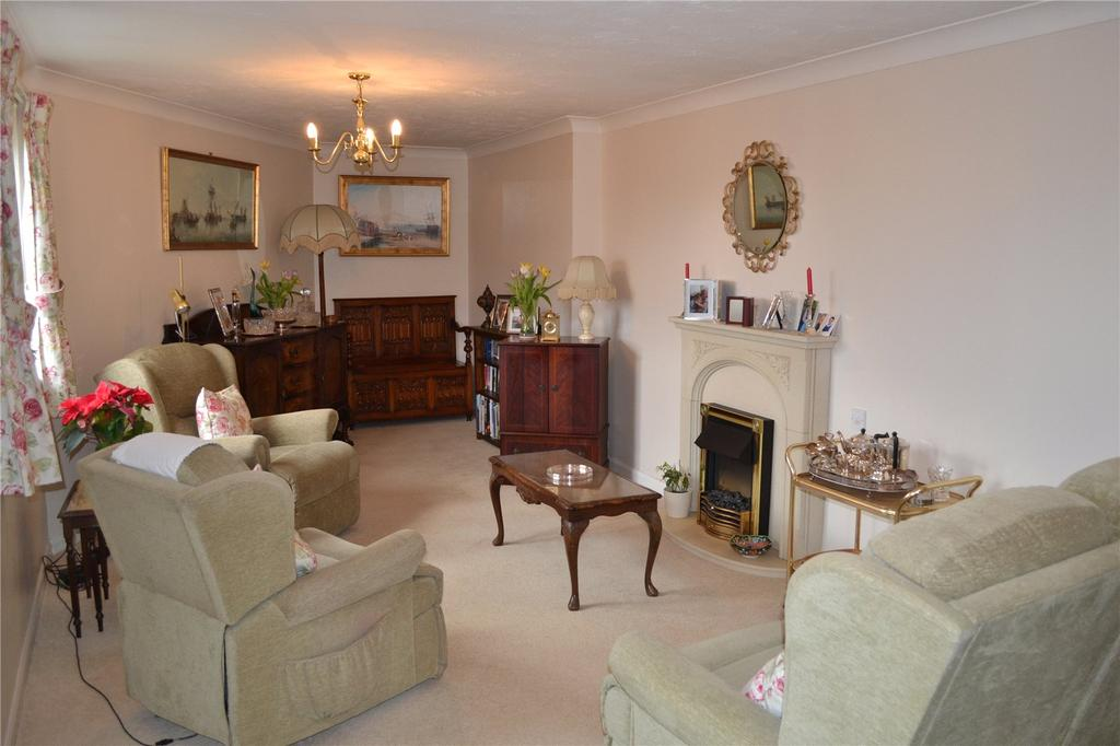1 Bedroom Retirement Property for sale in Haydon Court, Waltham Road, Twyford, Berkshire, RG10