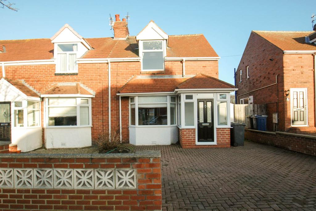 2 Bedrooms Semi Detached House for sale in Harton Rise, South Shields