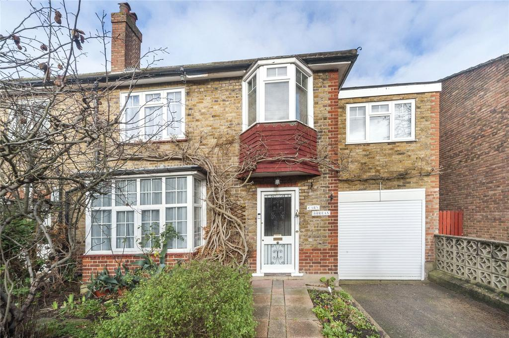 4 Bedrooms End Of Terrace House for sale in Dudley Road, Kew, Richmond, Surrey
