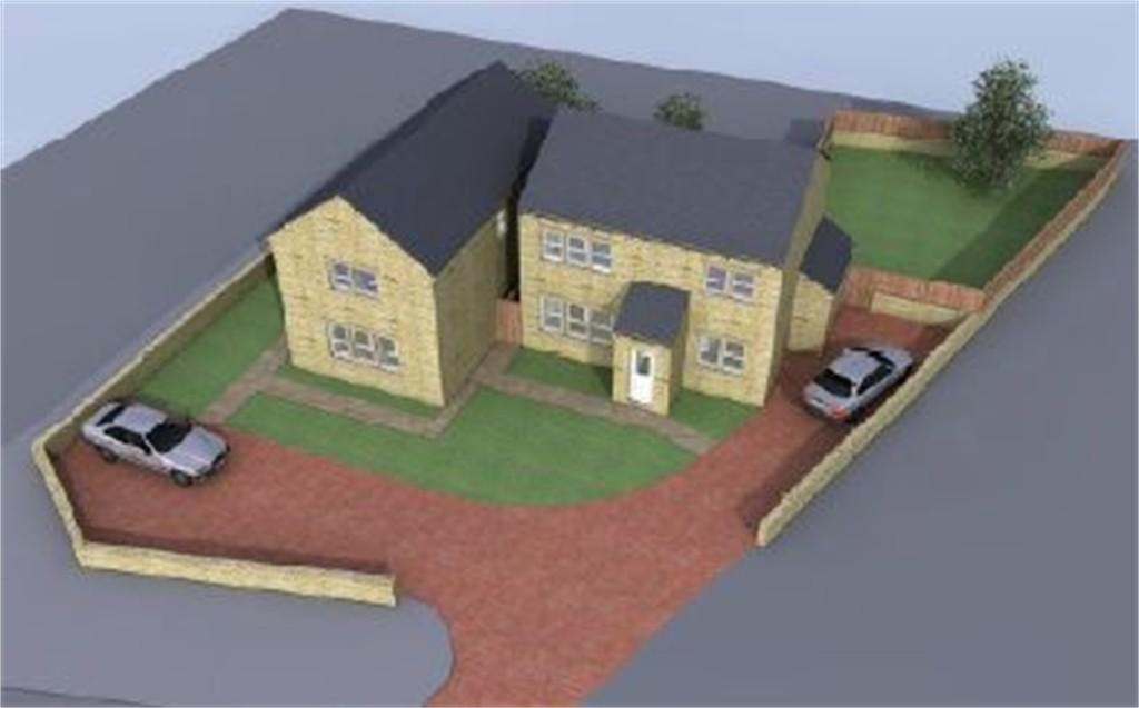 3 Bedrooms Detached House for sale in Church Lane, Birstall, Batley