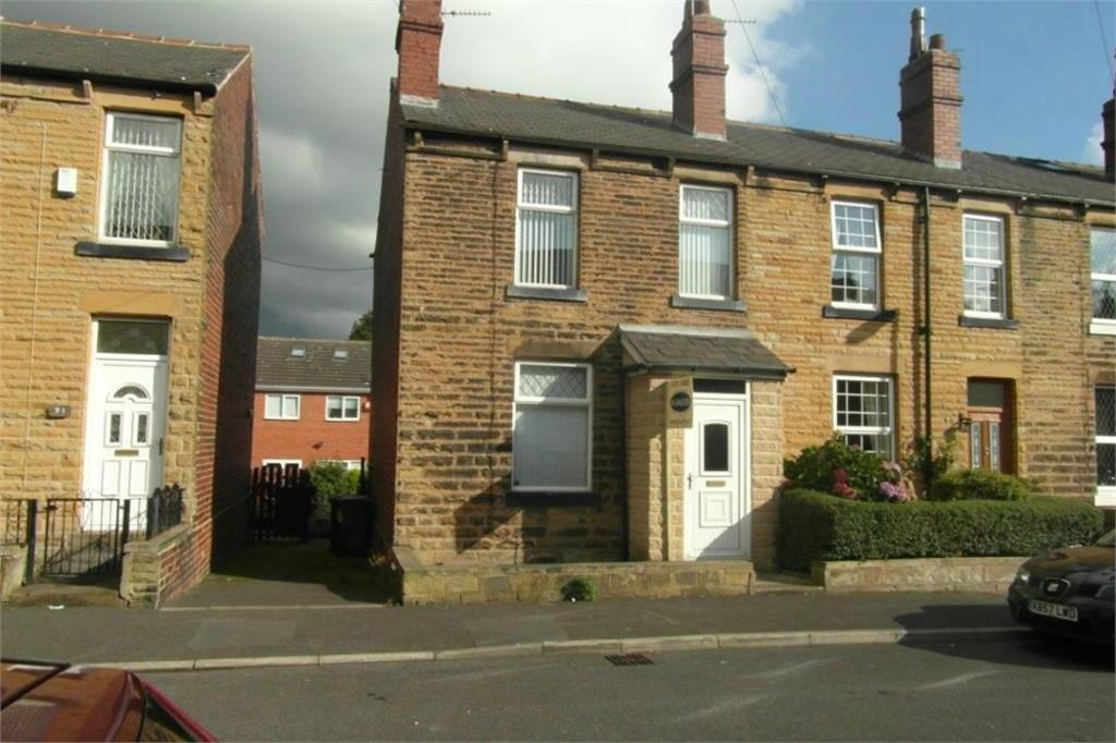 3 Bedrooms End Of Terrace House for sale in Mortimer Avenue, BATLEY, West Yorkshire