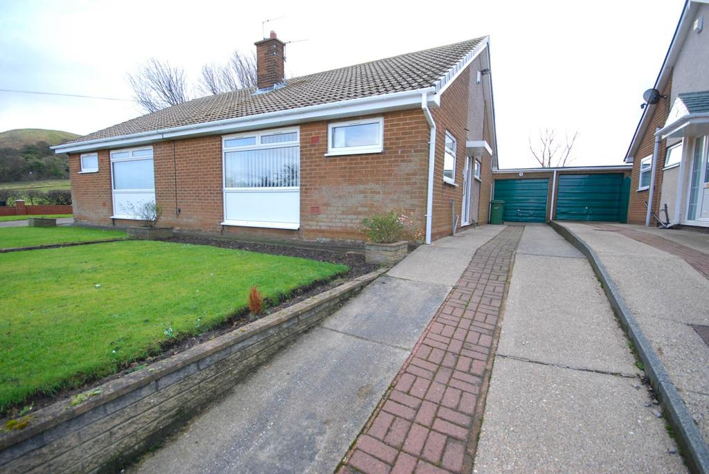2 Bedrooms Bungalow for sale in Harperley Drive, Tunstall
