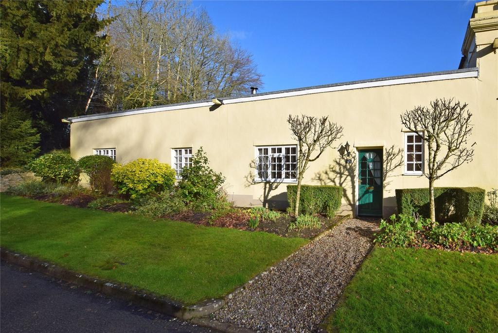 2 Bedrooms Semi Detached Bungalow for sale in Widworthy Court, Wilmington, Honiton, Devon