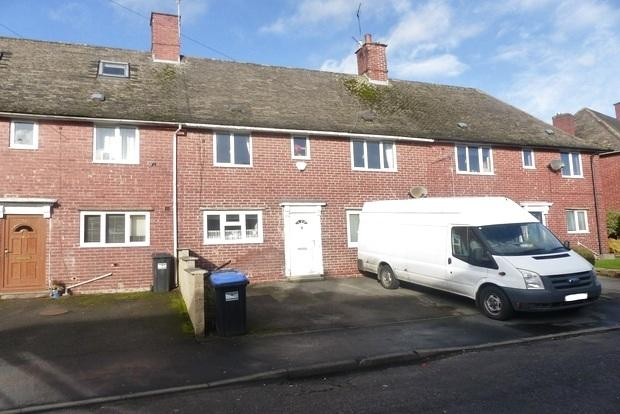 3 Bedrooms Terraced House for sale in Boothby Avenue, Ashbourne, DE6