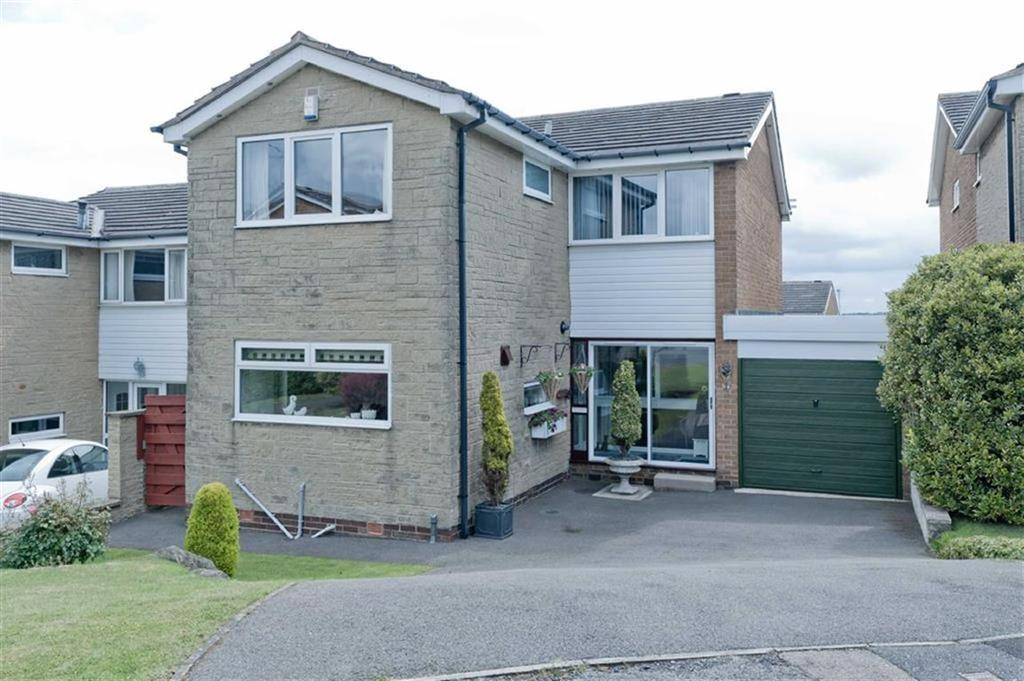 4 Bedrooms Detached House for sale in 6, Chaddesden Close, Dronfield Woodhouse, Dronfield, Derbyshire, S18