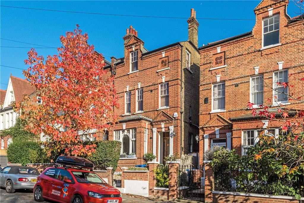 5 Bedrooms Semi Detached House for sale in Holmdene Avenue, Herne Hill, London, SE24