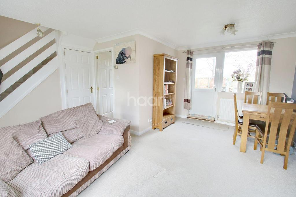 2 Bedrooms Terraced House for sale in Appletrees, Bar Hill, Cambs