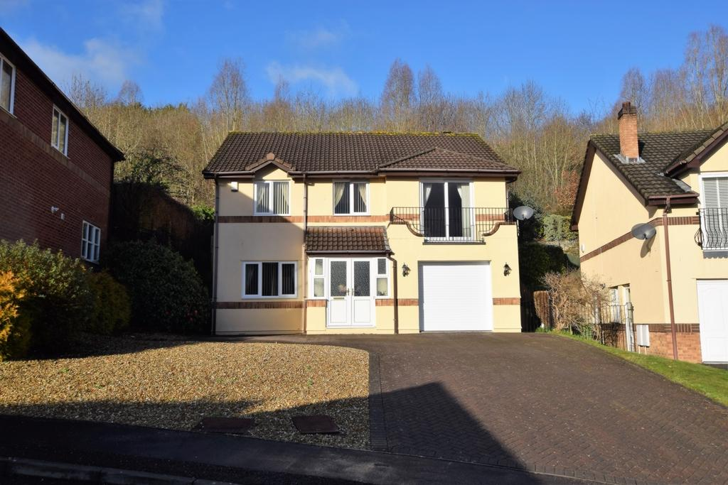 5 Bedrooms House for sale in St Peters Mount, Redhills, EX4
