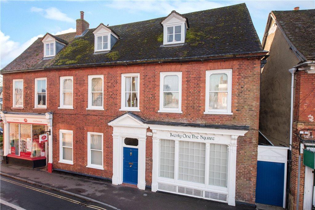 4 Bedrooms Unique Property for sale in Market Square, Potton, Sandy, Bedfordshire