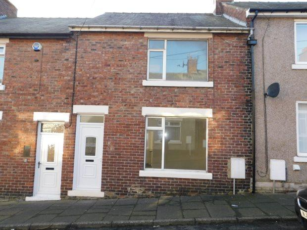 2 Bedrooms Terraced House for sale in BURN STREET, BOWBURN, DURHAM CITY : VILLAGES EAST OF