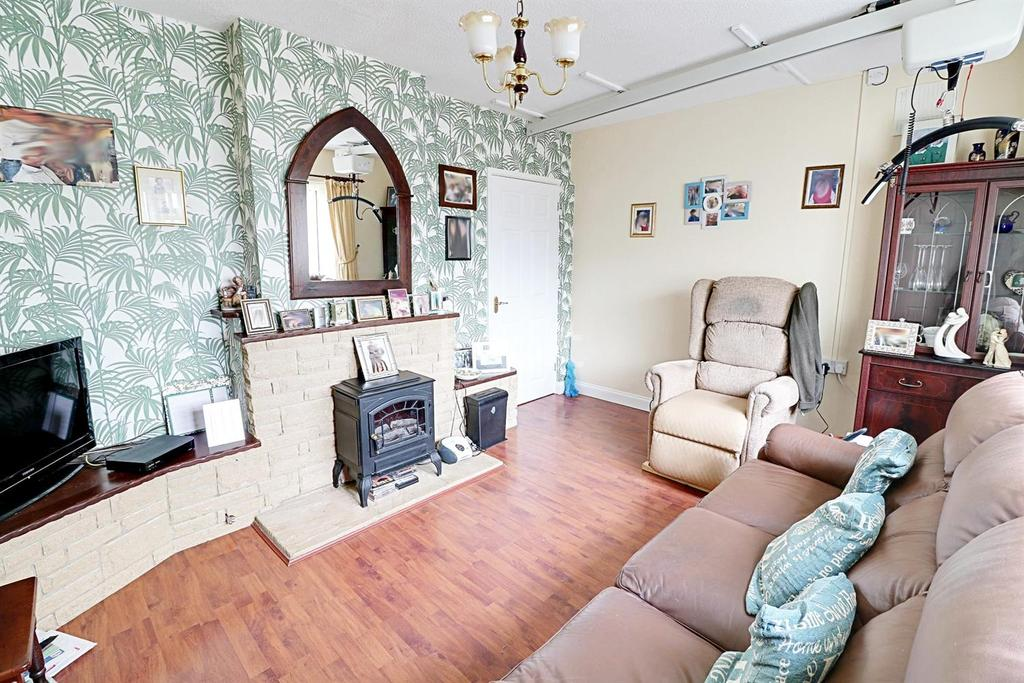 3 Bedrooms Terraced House for sale in Fulford Walk, Hartcliffe, Bristol