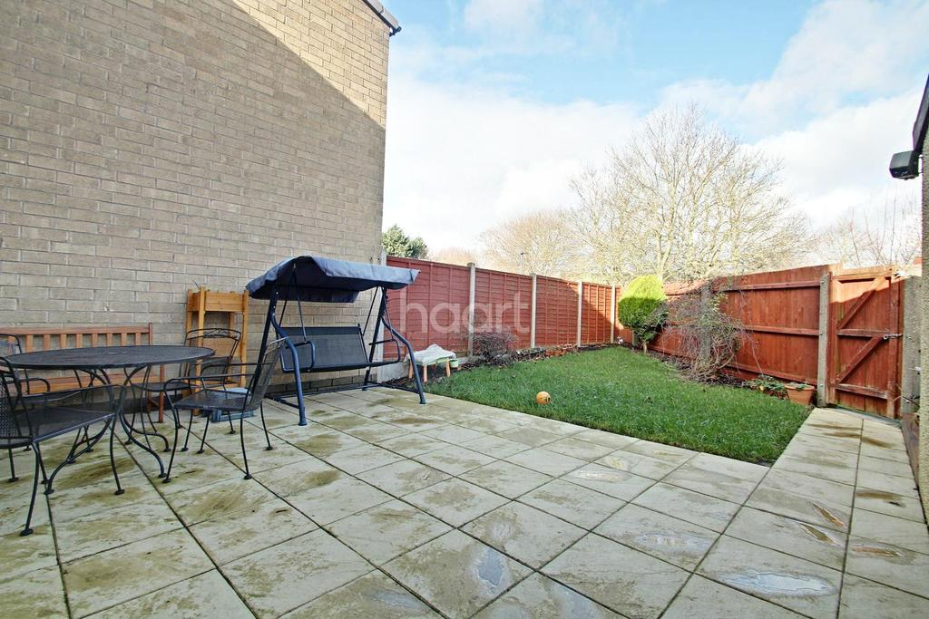 3 Bedrooms End Of Terrace House for sale in Rothesay Close, Sinfin