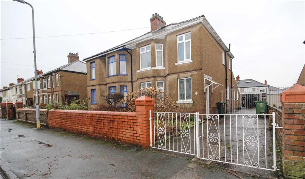 3 Bedrooms Semi Detached House for sale in Foreland Road, Whitchurch, Cardiff