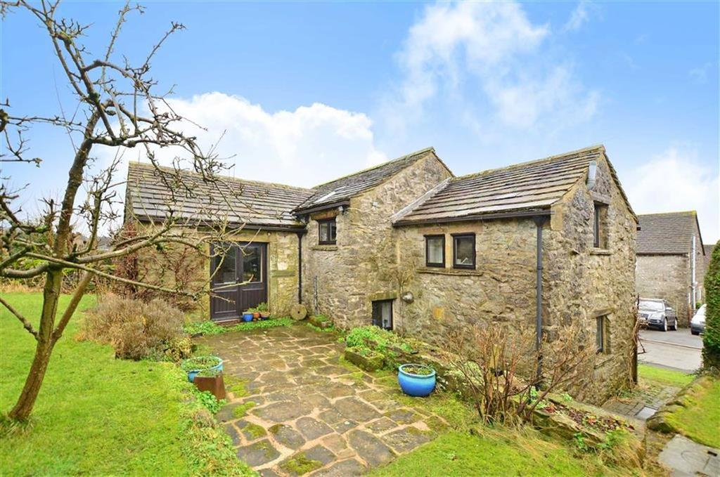 3 Bedrooms Barn Conversion Character Property for sale in Todd Hole Barn, Sherwood Road, Tideswell, Buxton, Derbyshire, SK17
