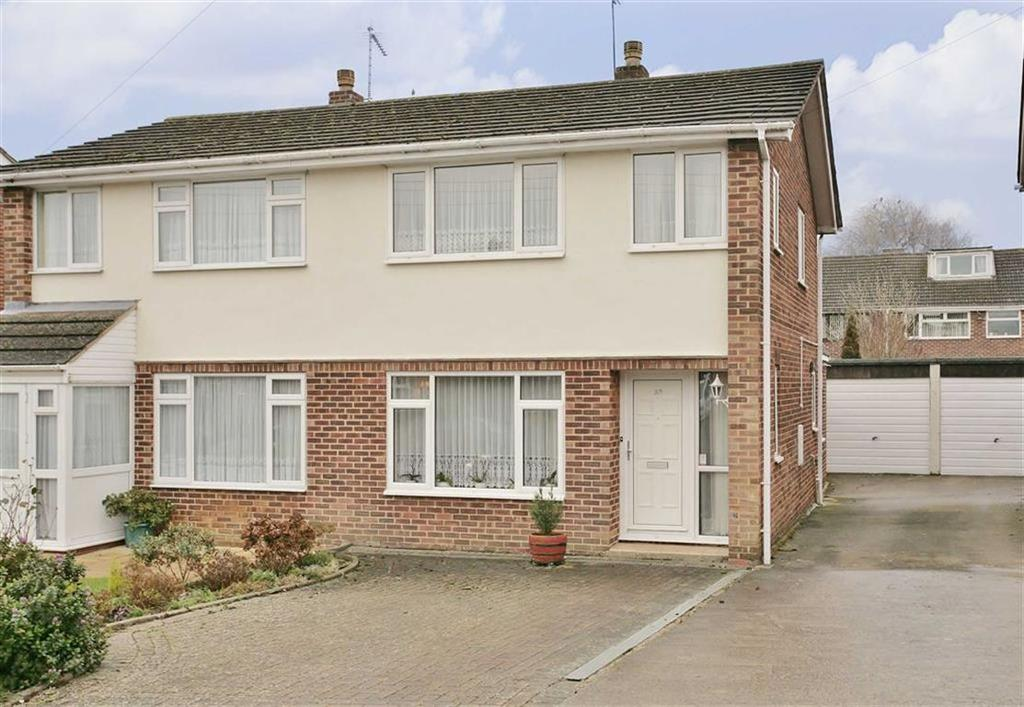 3 Bedrooms Semi Detached House for sale in Riley Drive, Banbury