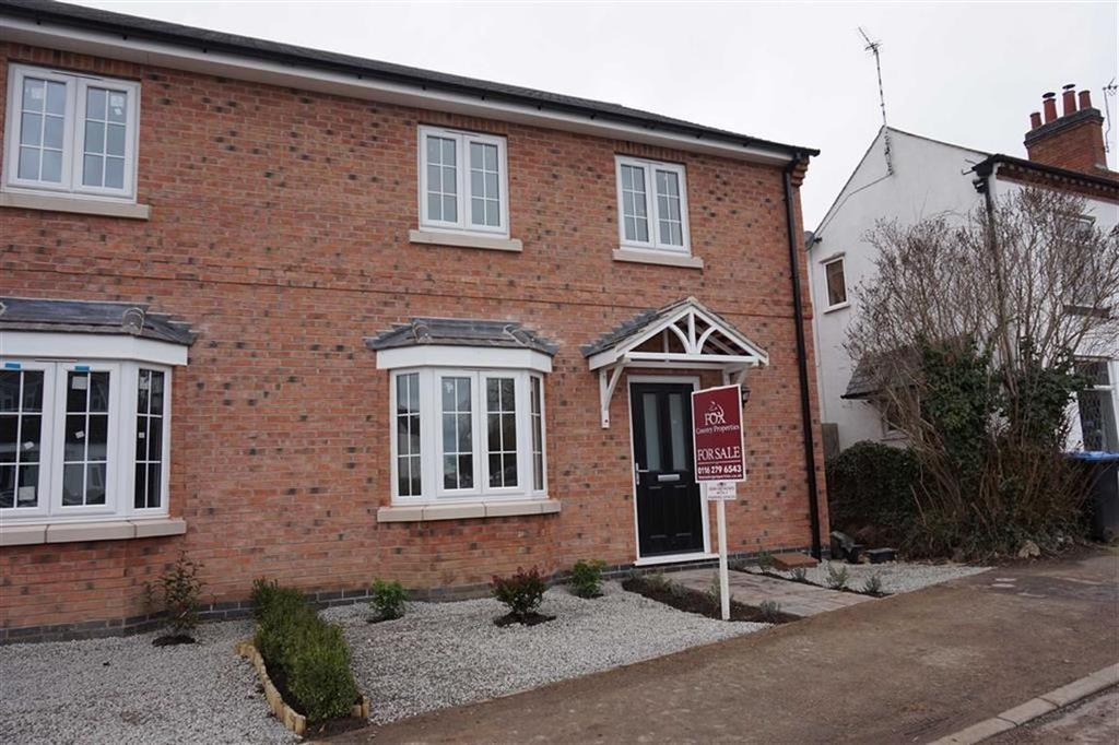 4 Bedrooms Semi Detached House for sale in Kibworth Beauchamp