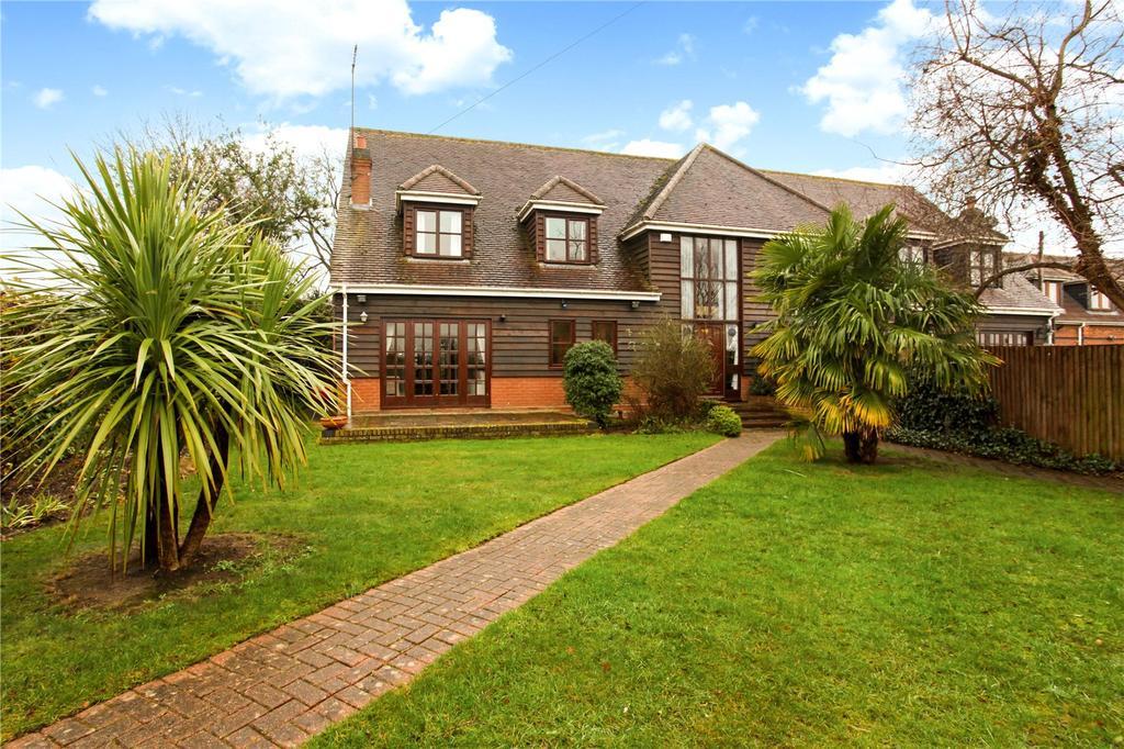 4 Bedrooms Detached House for sale in Common Road, Dorney, Windsor, Berkshire, SL4