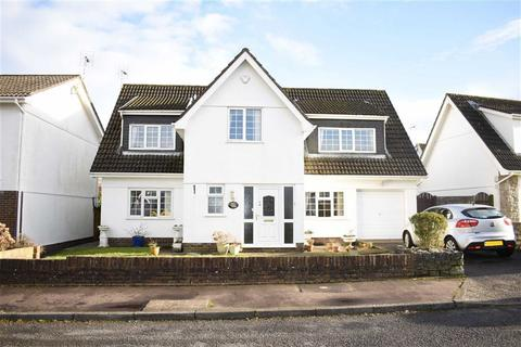 4 bedroom detached house for sale - Tudor Way, Murton, Swansea