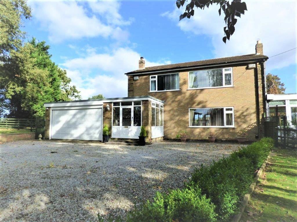 4 Bedrooms Detached House for sale in Park Lane, Cottingham, East Yorkshire, HU16