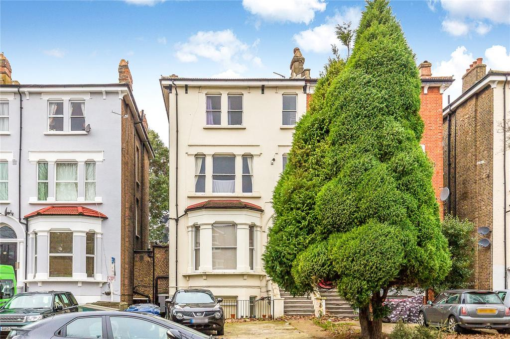2 Bedrooms Flat for sale in The Avenue, London, W13