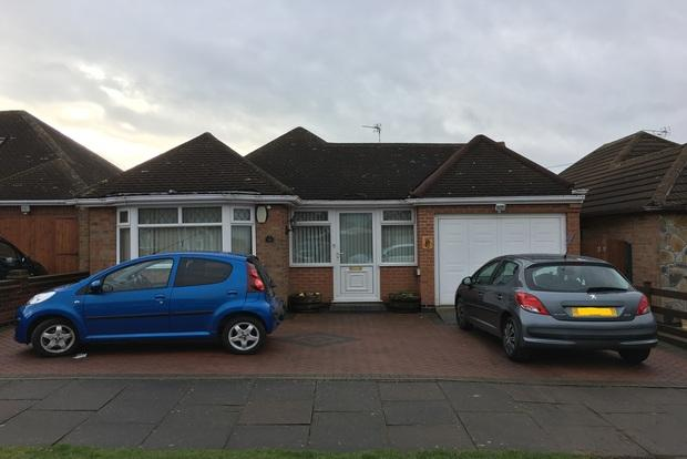 3 Bedrooms Bungalow for sale in June Avenue, Thurmaston, Leicester, LE4