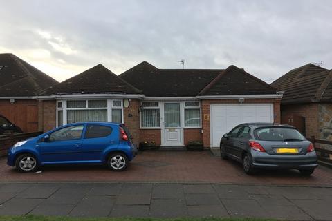 3 bedroom bungalow for sale - June Avenue, Thurmaston, Leicester, LE4