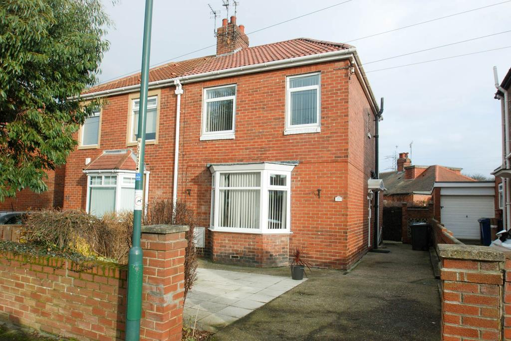 2 Bedrooms Semi Detached House for sale in Hyperion Avenue, South Shields