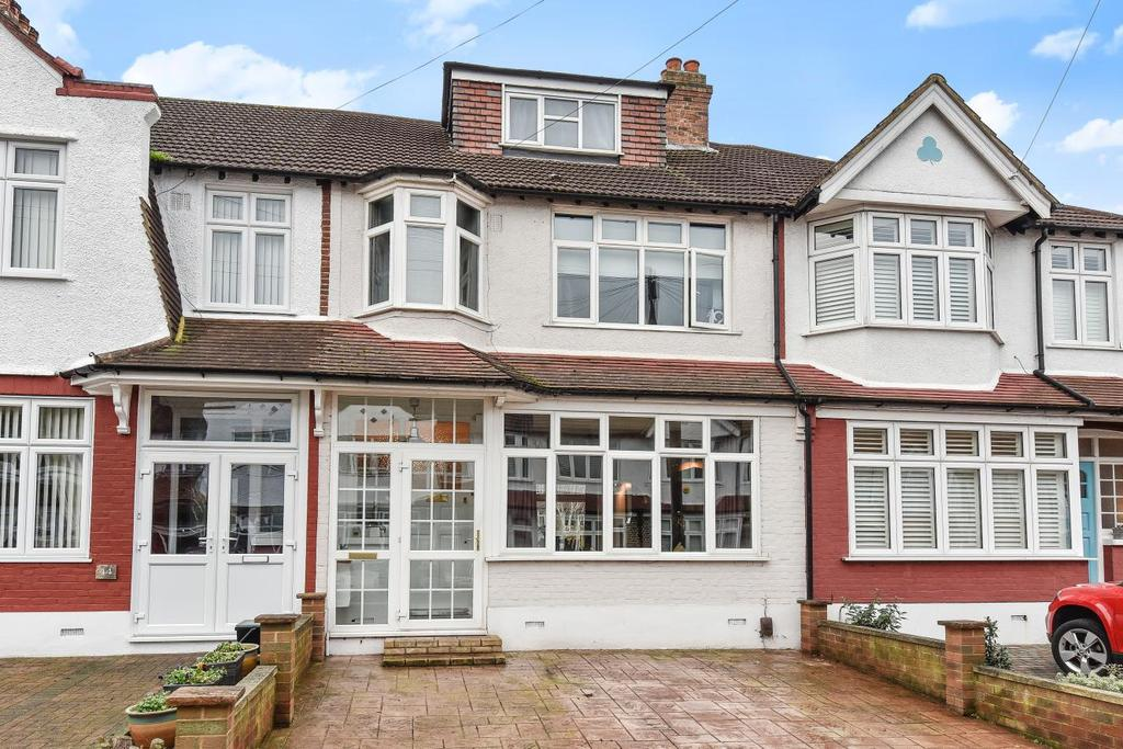 4 Bedrooms Terraced House for sale in Gordon Road, Beckenham