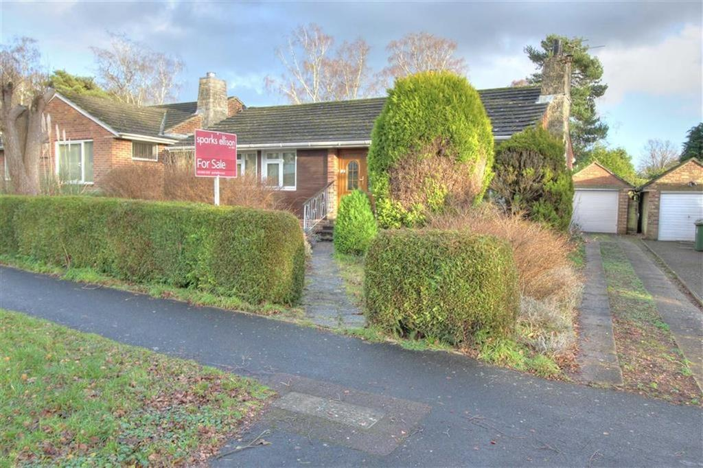3 Bedrooms Detached Bungalow for sale in Sycamore Avenue, Hiltingbury, Chandlers Ford, Hampshire