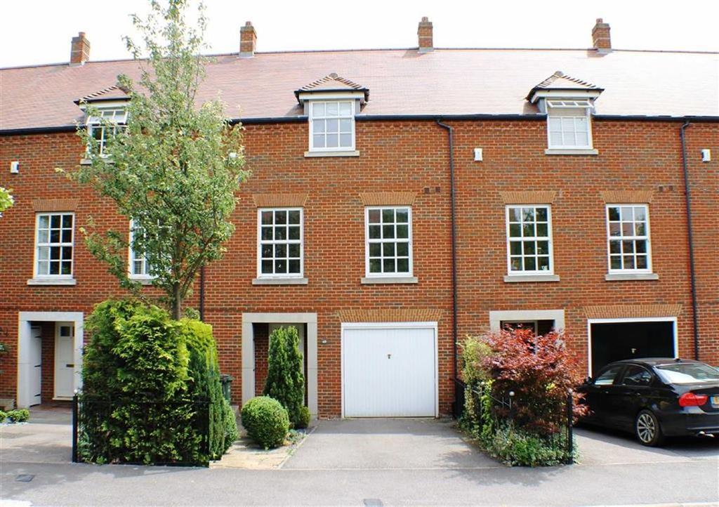 4 Bedrooms Terraced House for sale in Goldsmith Way, St Albans, Hertfordshire