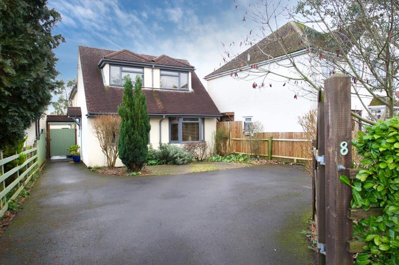 4 Bedrooms Detached House for sale in Fernhill Road, Begbroke, Kidlington, Oxfordshire