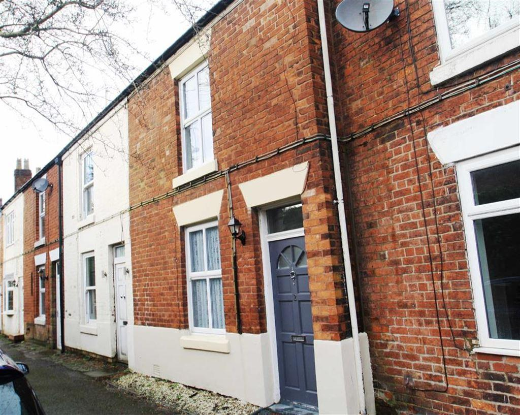2 Bedrooms Terraced House for sale in Hawthorn Terrace, Off Hawthorn Street, Wilmslow