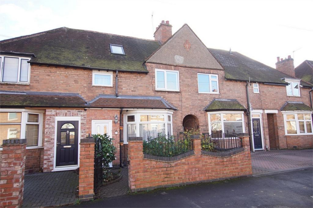 3 Bedrooms Terraced House for sale in Beauchamp Road, Warwick
