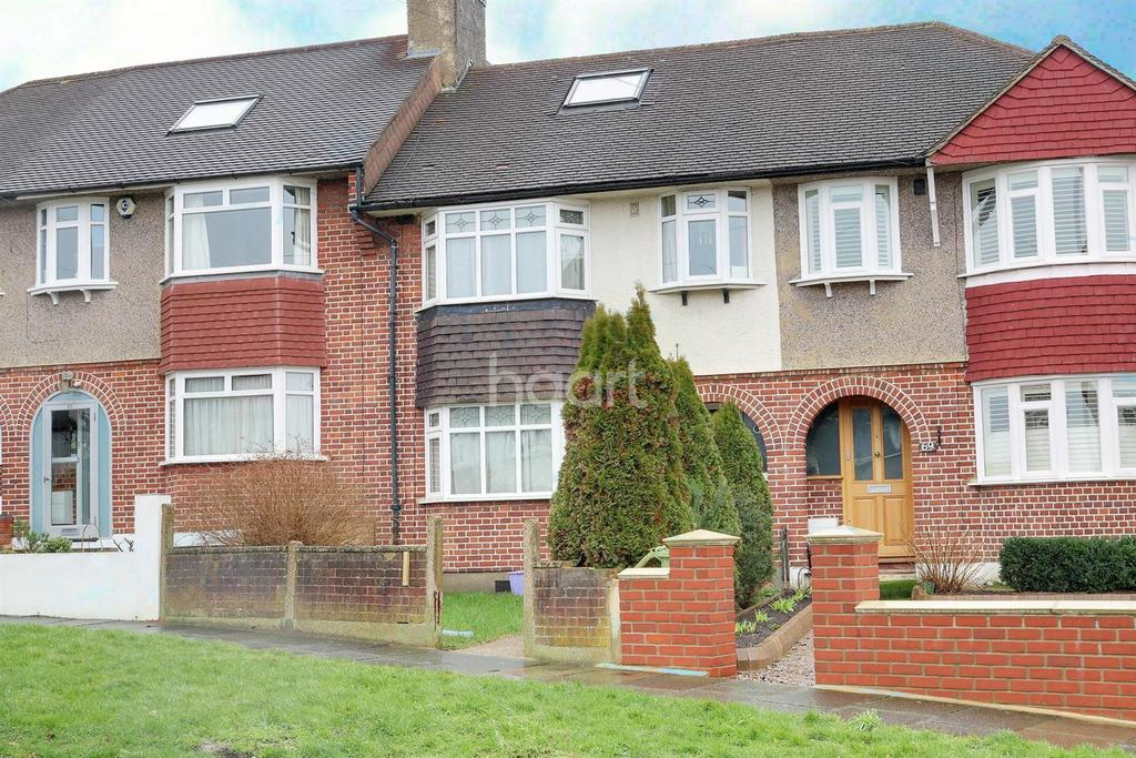 3 Bedrooms Terraced House for sale in Thurleston Avenue, Morden, Surrey, SM4