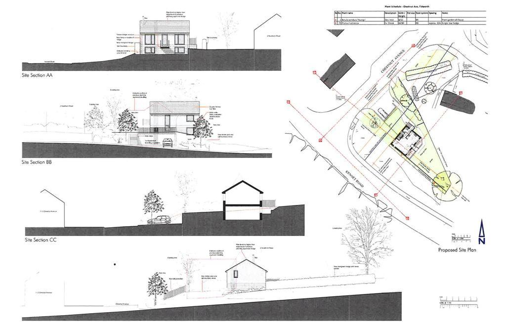 Plot Commercial for sale in Chestnut Avenue, Tidworth, Andover, Wiltshire, SP9