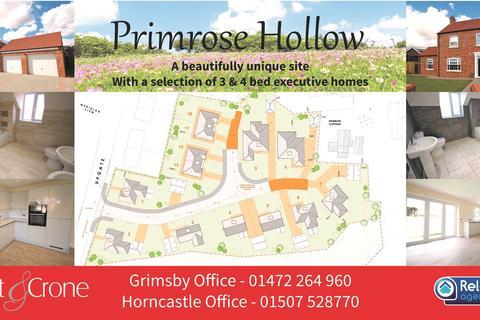 3 bedroom semi-detached bungalow for sale - Primrose Hollow, Upgate, LN11