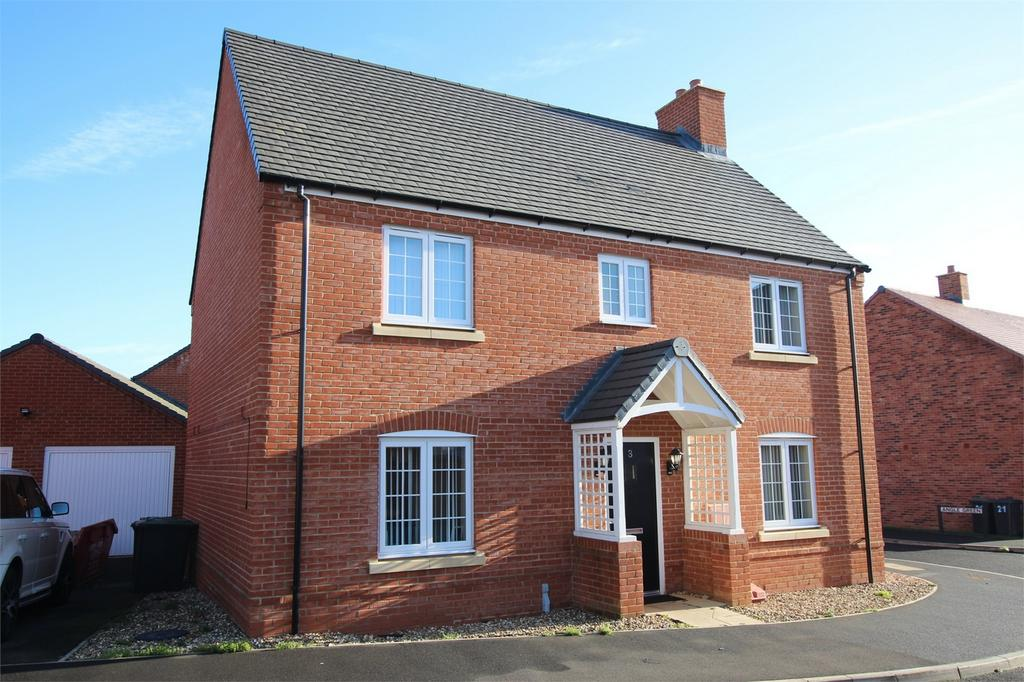 4 Bedrooms Detached House for sale in Angle Green, Shefford, Bedfordshire