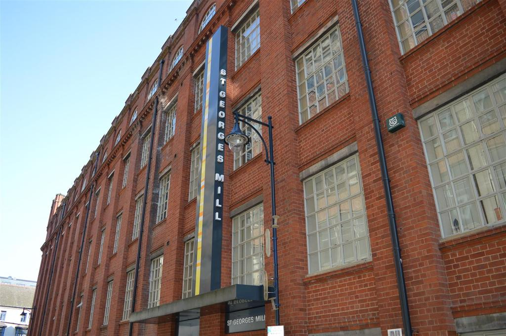 3 Bedrooms Apartment Flat for sale in St Georges Mill, Wimbledon Street, Leicester