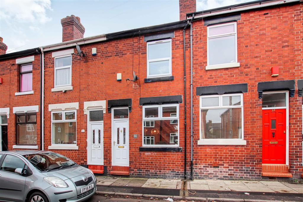 2 Bedrooms Terraced House for sale in Langley Street, Basford, Stoke-On-Trent