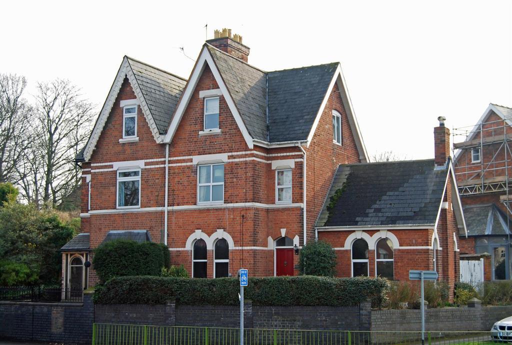 4 Bedrooms Semi Detached House for sale in Birmingham Road, Lichfield
