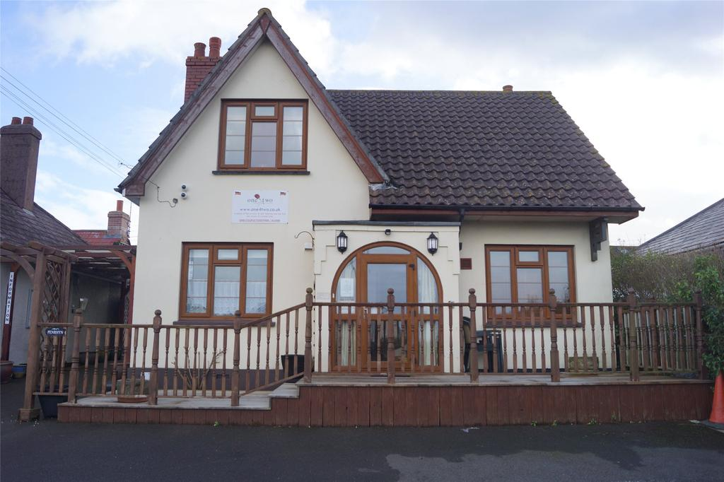 2 Bedrooms Detached House for sale in Hillhead, Stratton